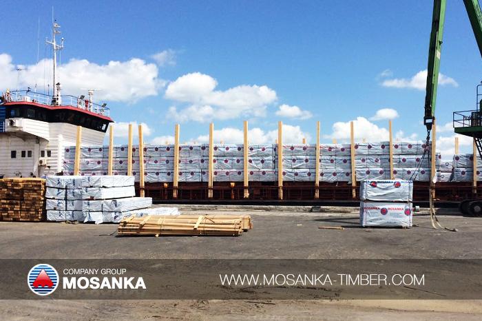 Основное направление деятельности <span>экспорт пиломатериалов</span>