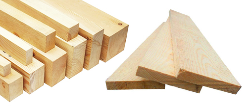 Mosanka - Export of sawn timber